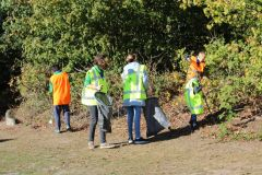 Dusky werkt mee met de World Clean Up Day