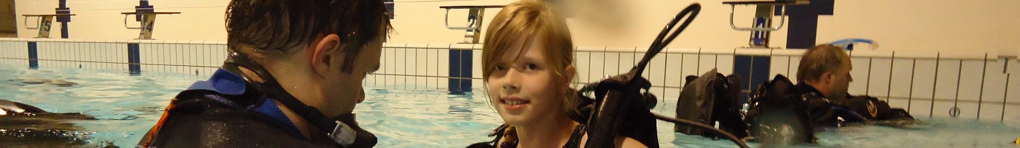 Samenwerking jeugd met duikscholen