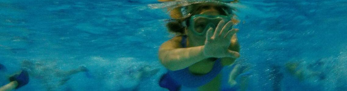 Sluiting zwembaden tijdens de vakantie