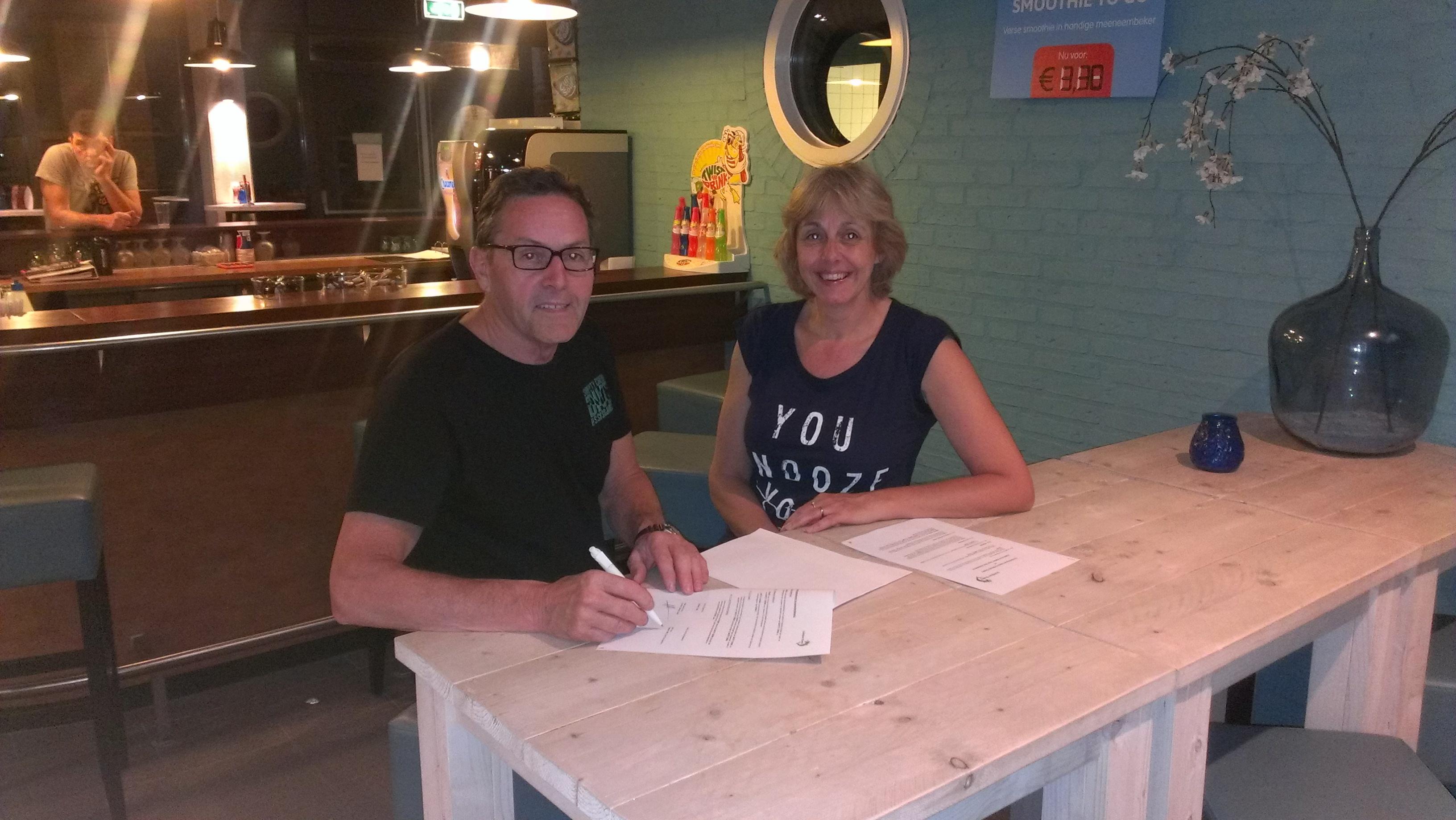 Samenwerking Safety Crew Diving en Duikteam Dusky vernieuwd